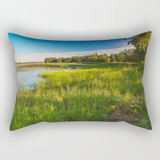 Isle La Motte Rectangular Pillow
