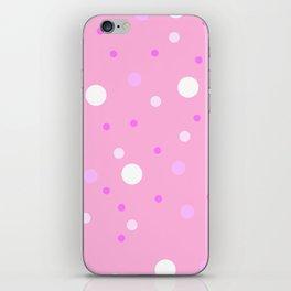 strawberry ice dots iPhone Skin
