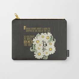 Sprouted Carry-All Pouch