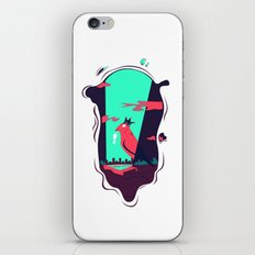 outer glam iPhone & iPod Skin