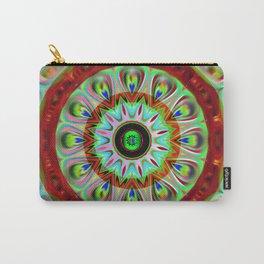 Mandala kaleidoscope Carry-All Pouch