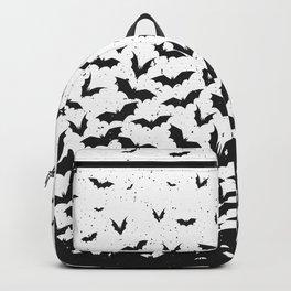 Halloween flying bats  Backpack