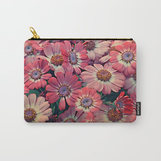 Flower carpet(51). Carry-All Pouch