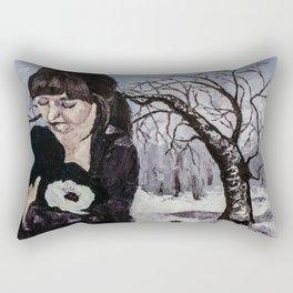 Grief Rectangular Pillow