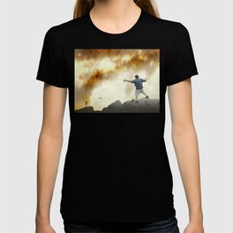 Volcano Disc Golf T-shirt