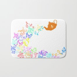 Tea series: Magic teapot Bath Mat