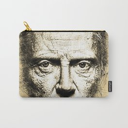 Christopher Walken Carry-All Pouch