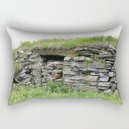 Root Cellar Rectangular Pillow