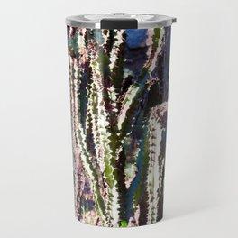 Wisdom Cactus Travel Mug