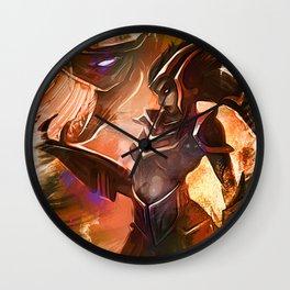 League of Legends SHYVANA Wall Clock