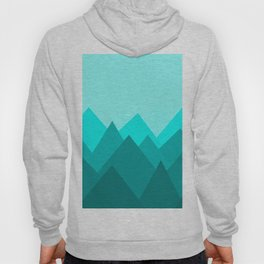 Simple Montains Hoody
