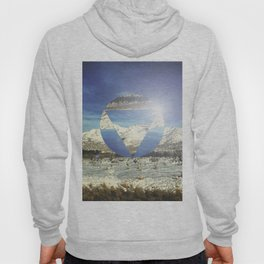 Snowy Earth Hoody