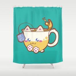Kittea Shower Curtain