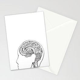 Inside my Head Stationery Cards