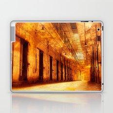 Infernal Prison Corridor Laptop & iPad Skin