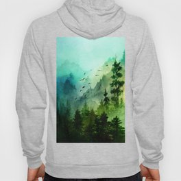 Mountain Morning Hoodie