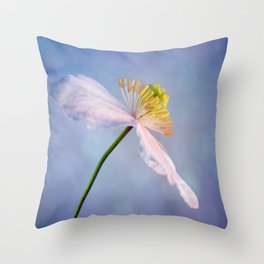 Hold Your Head Up Throw Pillow