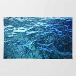 The Ocean's Surface Rug