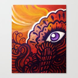 Varia Canvas Print