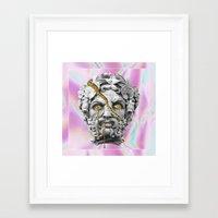 hero Framed Art Prints featuring Hero by Douglas Hale
