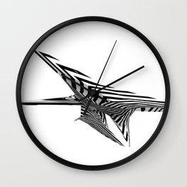 'Untitled #02' Wall Clock