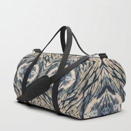 Kaleidoscope Shibori Duffle Bag