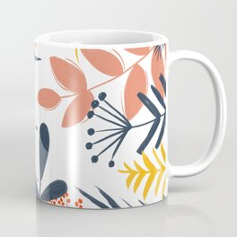 Quiet in the Jungle Coffee Mug