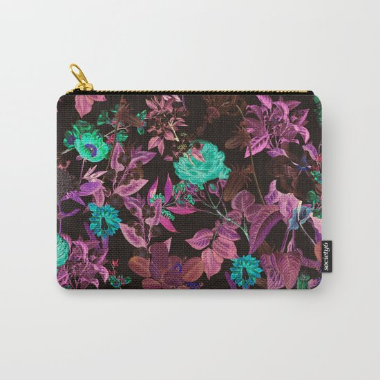 Ambiance Floral Carry-All Pouch