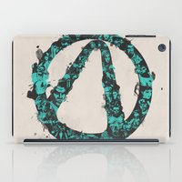 borderlands iPad Cases featuring Borderlands 2 by Bill Pyle