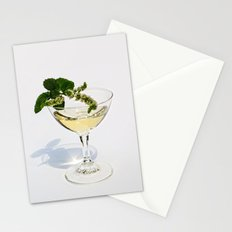 Peppermint Martini Stationery Cards