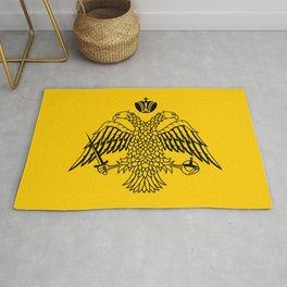 flag of the Greek Orthodox Church Rug