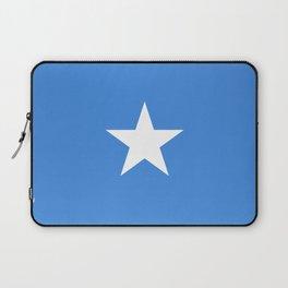 Somalia Flag Laptop Sleeve