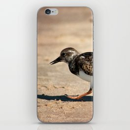 Wait for me iPhone Skin