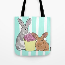 Willow and Charlie Tote Bag