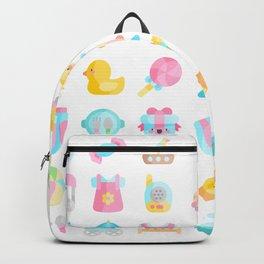 CUTE BABY PATTERN Backpack