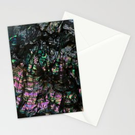 Abalone Shell 4 Stationery Cards