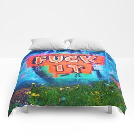 Fxck It Comforters