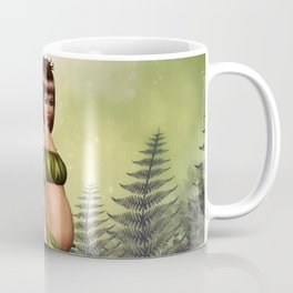 Expecting Emeralds Coffee Mug