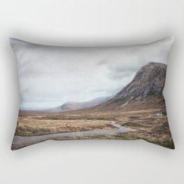 Glen Coe Cottage Rectangular Pillow