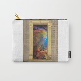 Godspeed Stephen Hawking Carry-All Pouch