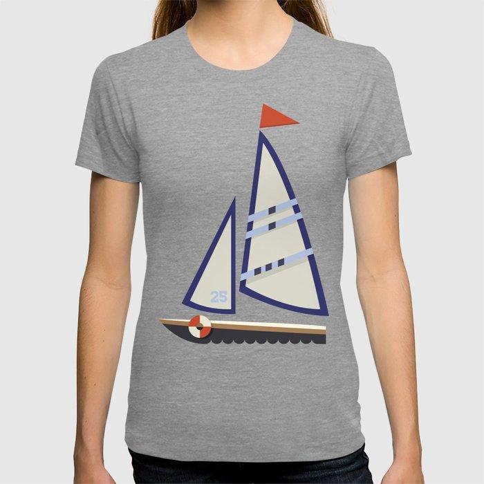 Sailboat I T-shirt