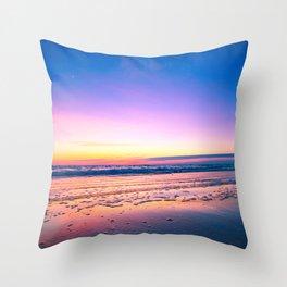 Rota Spain Beach 9 Throw Pillow