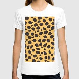 Cheetah Pattern_A T-shirt