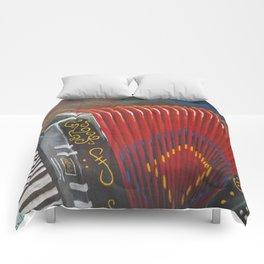 Squeezebox Memories Comforters