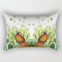 Pitcher Plants Rectangular Pillow