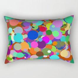 Circles #8 - 03132017 Rectangular Pillow