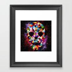 Head Space Framed Art Print