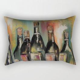 Time for Wine Rectangular Pillow
