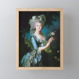 Queen Harry Styles Framed Mini Art Print