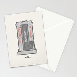 Mitsubishi 4g63 Rocker Cover  Stationery Cards